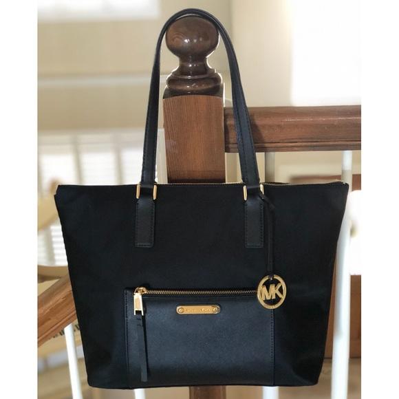 8c917b49a10c ... Ariana Large Black Tote. M_5ae3a45edaa8f68bd829125b. Other Bags you may  like. ❤️Michael kors ...